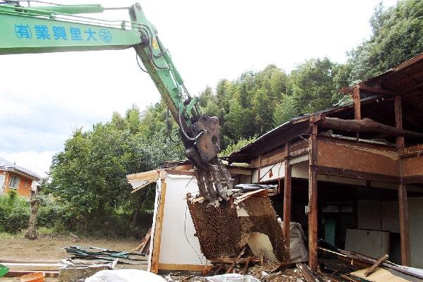 建物総合解体